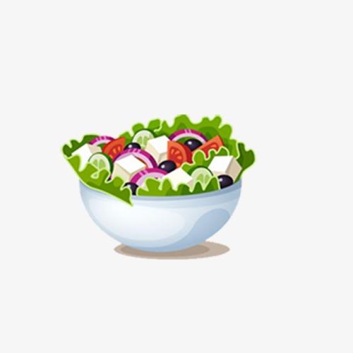 Bowl clipart salad bowl. Vegetable vegetables png image