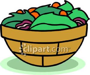 Bowl clipart salad bowl. Panda free images clip