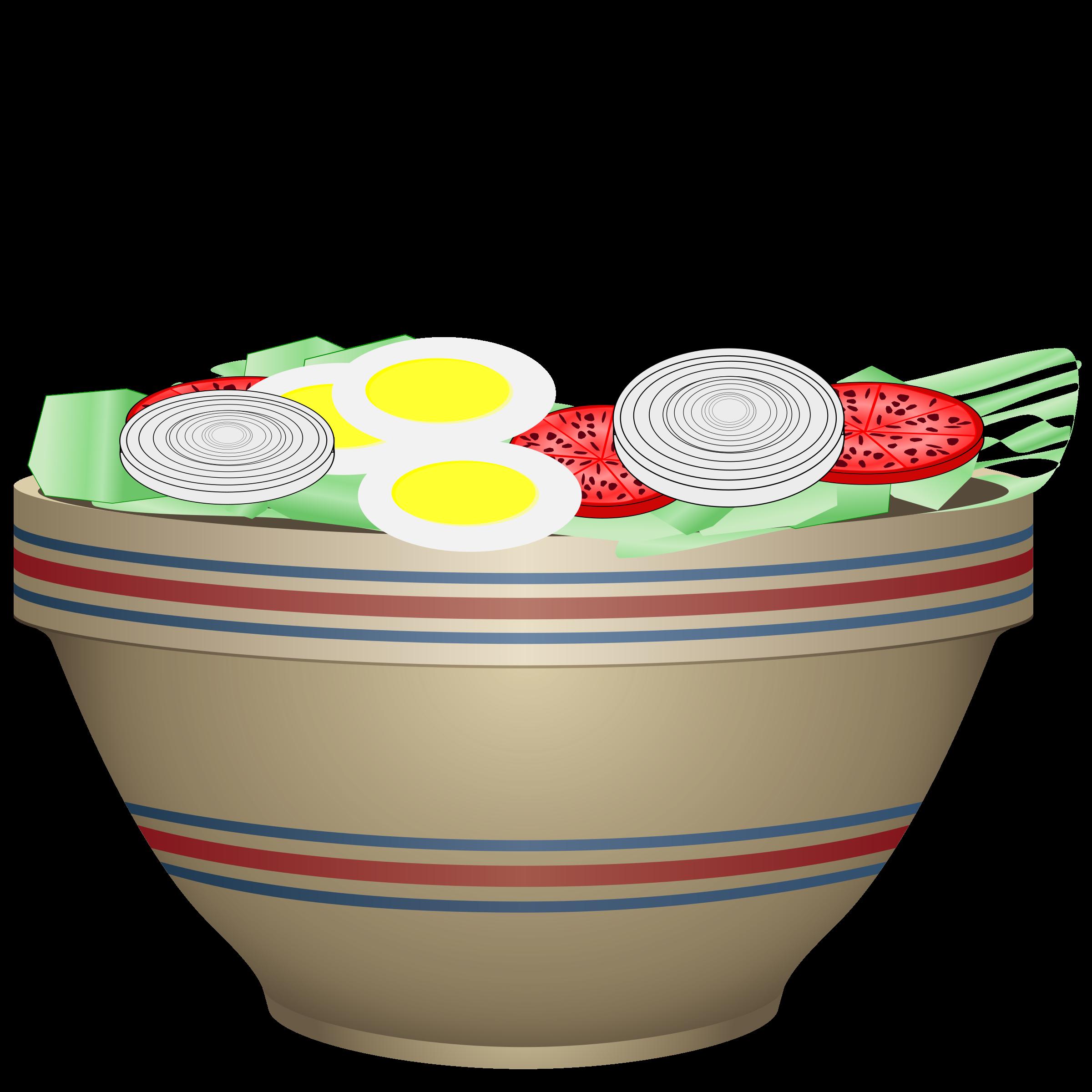 Of big image png. Bowl clipart salad bowl