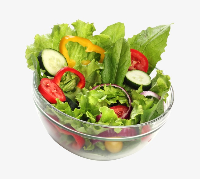 Vegetable vegetables glass png. Bowl clipart salad bowl