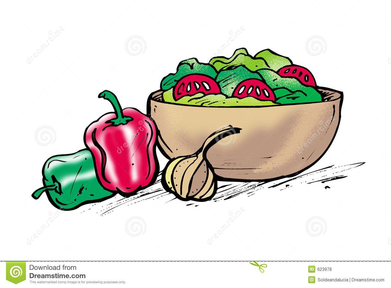 Garden clip art jpg. Bowl clipart salad bowl