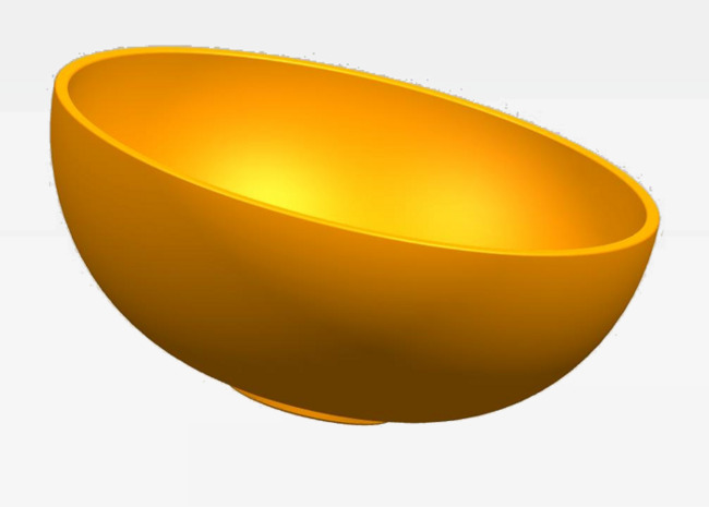 Bowl clipart yellow bowl. Golden gold wealthy wealth