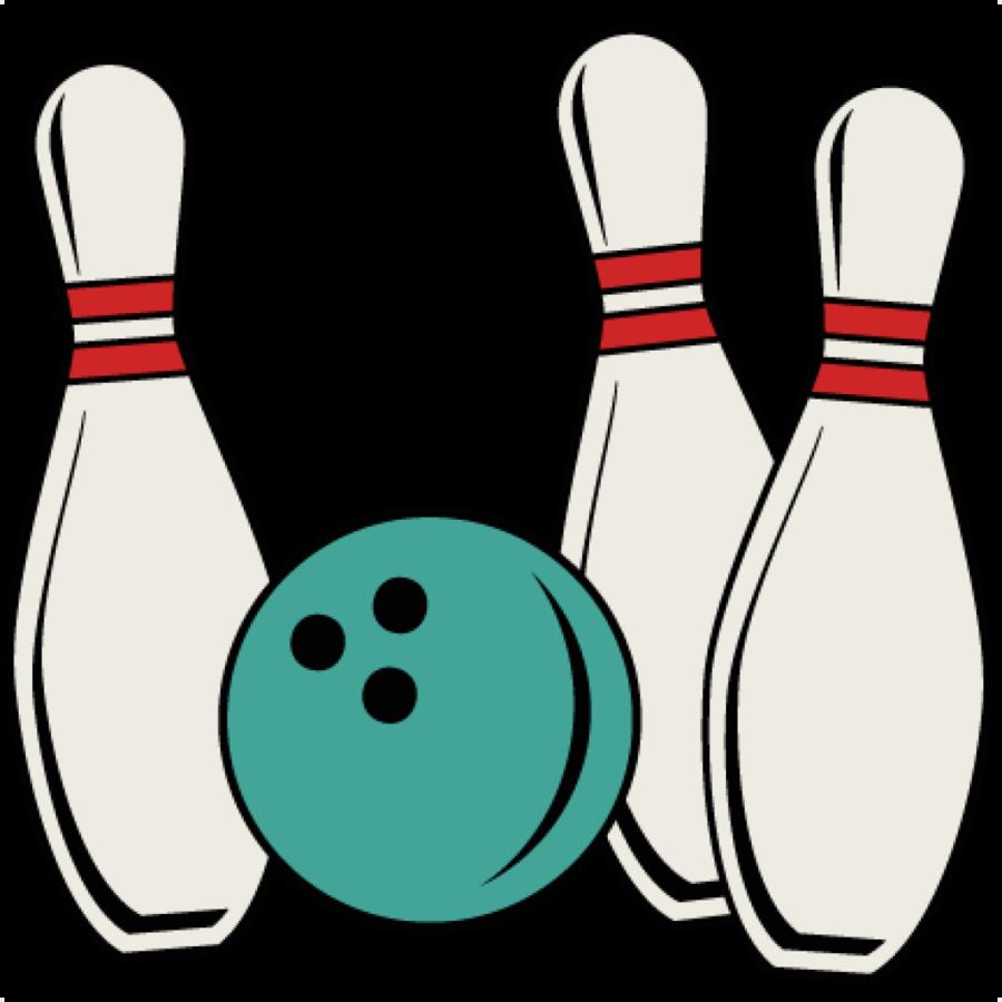 Clip art line . Bowling clipart
