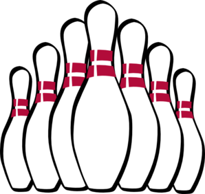Free clip art is. Bowling clipart