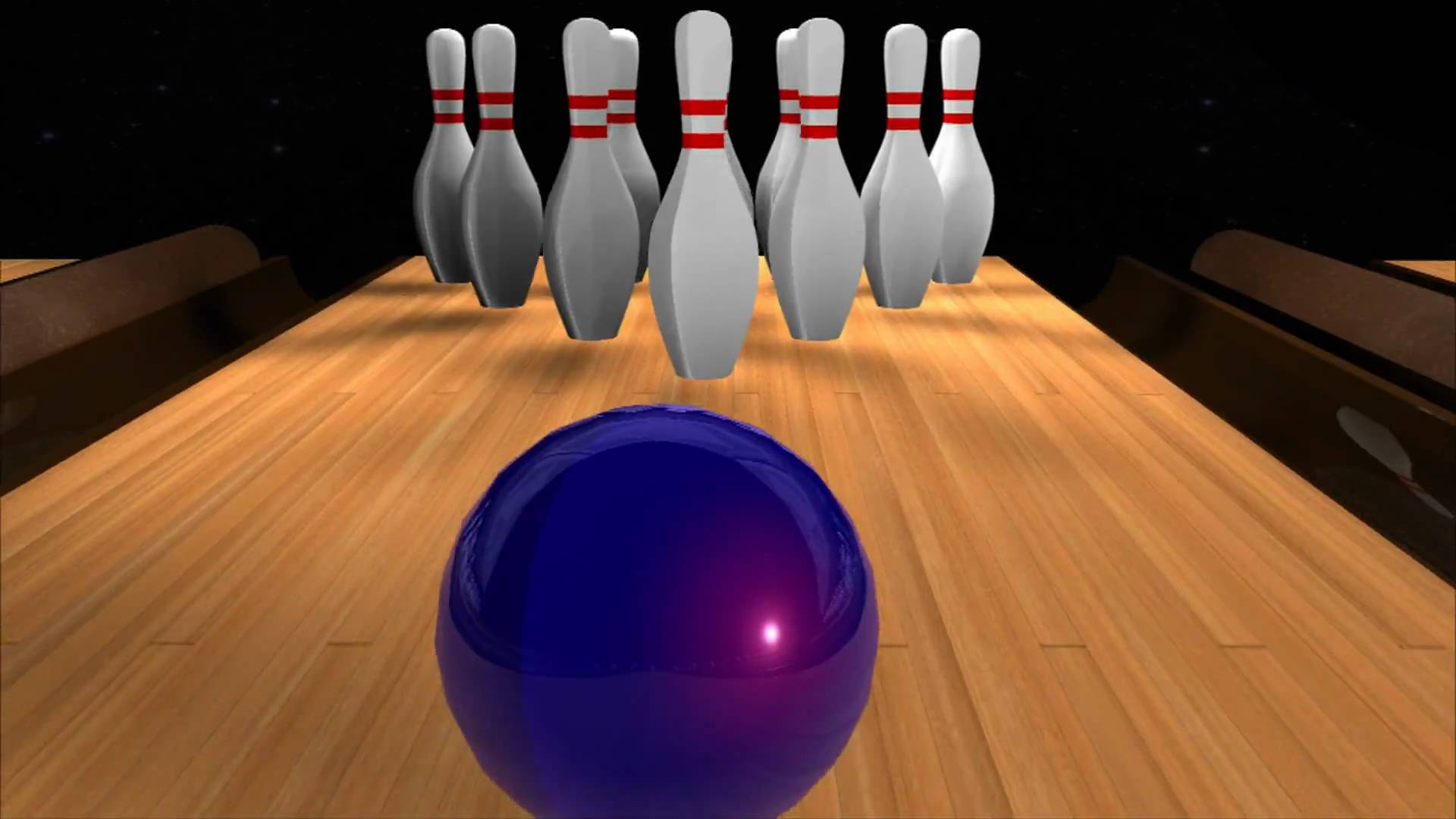Strike youtube. Bowling clipart animation