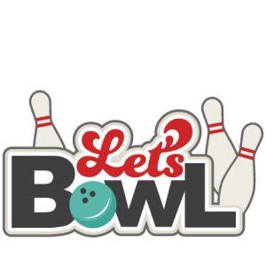 Bowling clipart banner.  best clip art