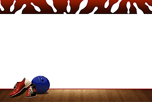 Wedphoria photo booth borders. Bowling clipart border