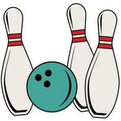 Bowling clipart bowl. Let s svg scrapbook