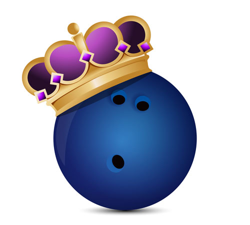 Very important bowlers bowl. Bowling clipart bowler