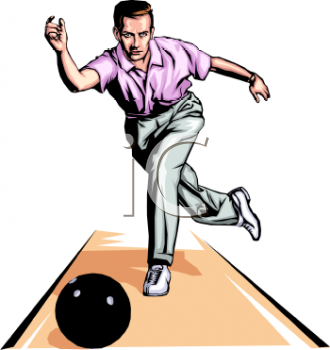 Bowling clipart bowler. Professional royalty free image