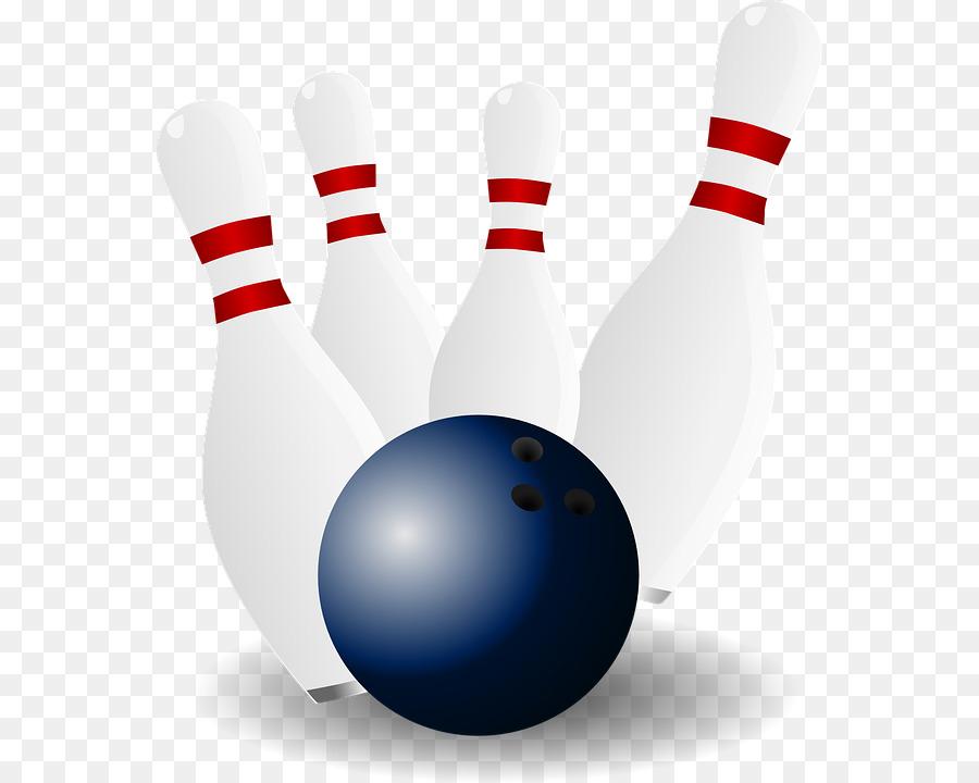 Ball pin ten clip. Bowling clipart bowling game