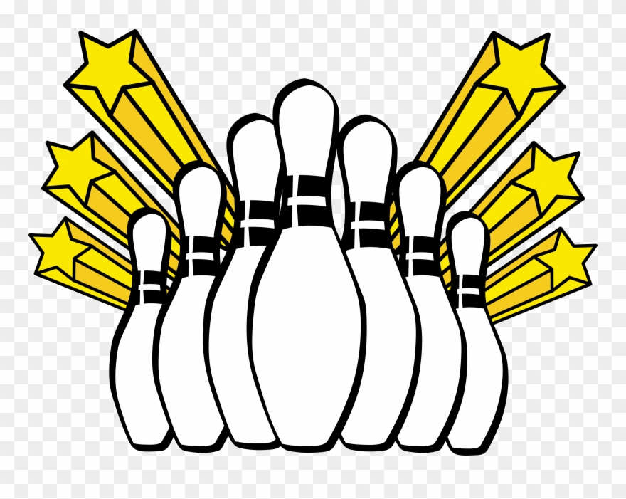 Party clip art free. Bowling clipart bowling game