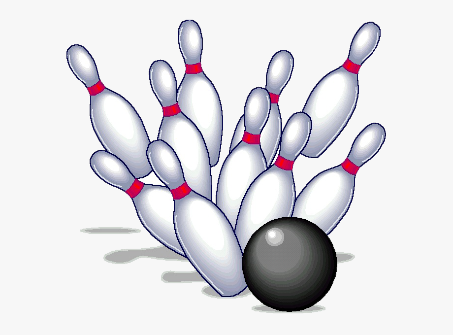 Bowling clipart bowling tournament. Pins and ball