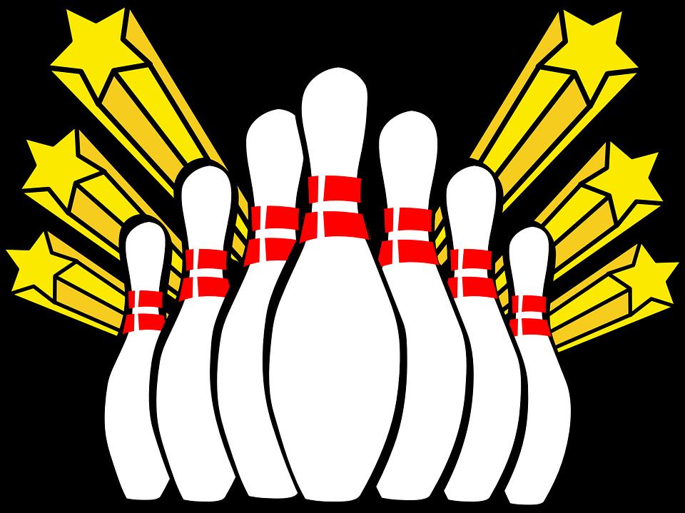 Bowling clipart bowling tournament. Graphics ten pin strike