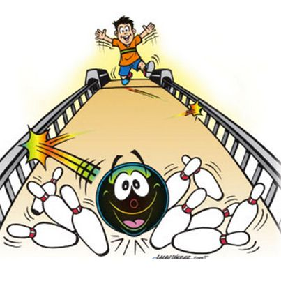 best gobowling humor. Bowling clipart boy