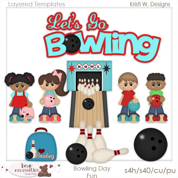 Sports templates clip art. Bowling clipart child