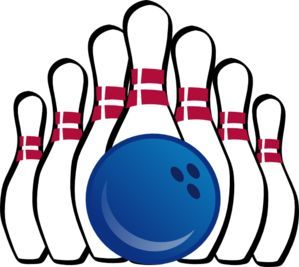 Free best party pinterest. Bowling clipart child