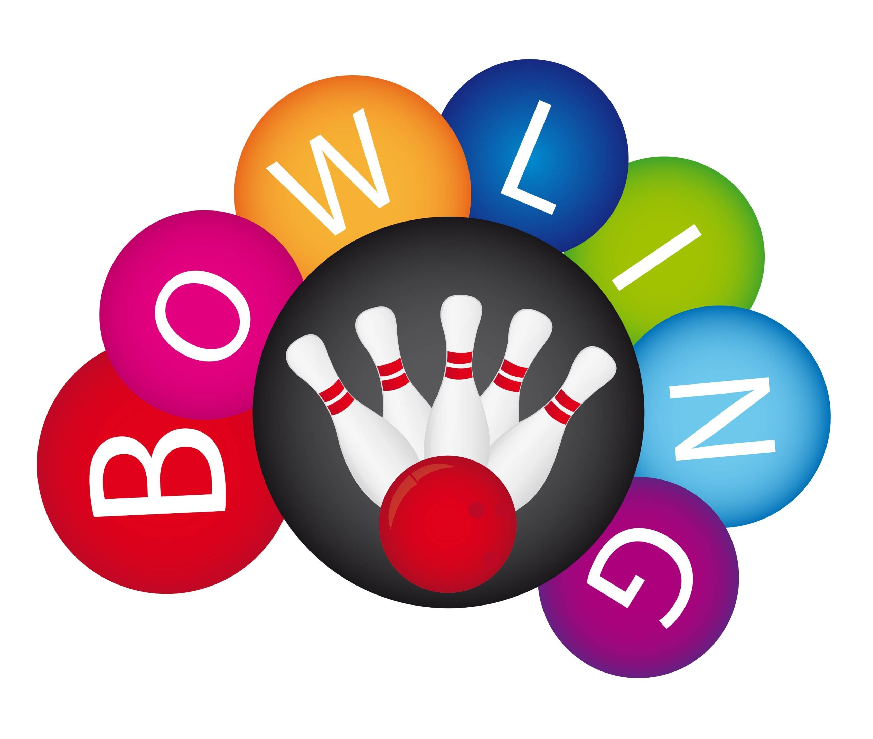 Bowling clipart colorful. Clip art afternoon the