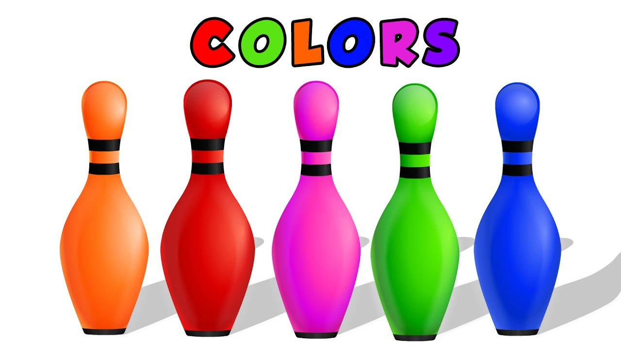 Image free download best. Bowling clipart colorful