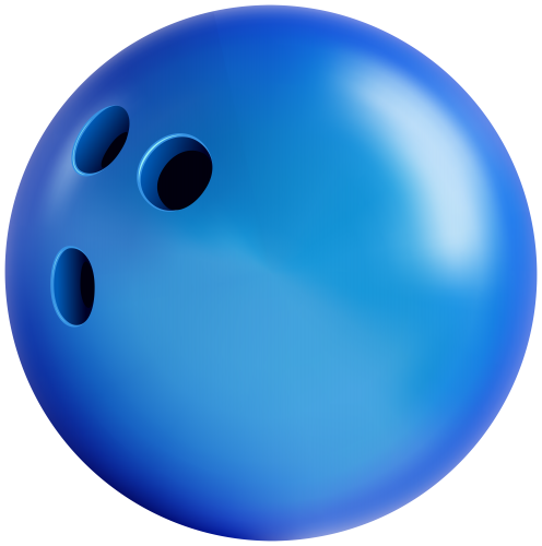 Ball png clip art. Bowling clipart colorful