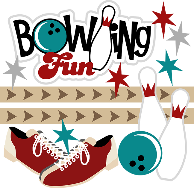 Bowling fun svg sports. Clipart football scrapbook