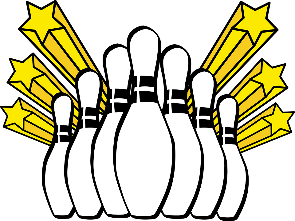 Best images free download. Bowling clipart cute