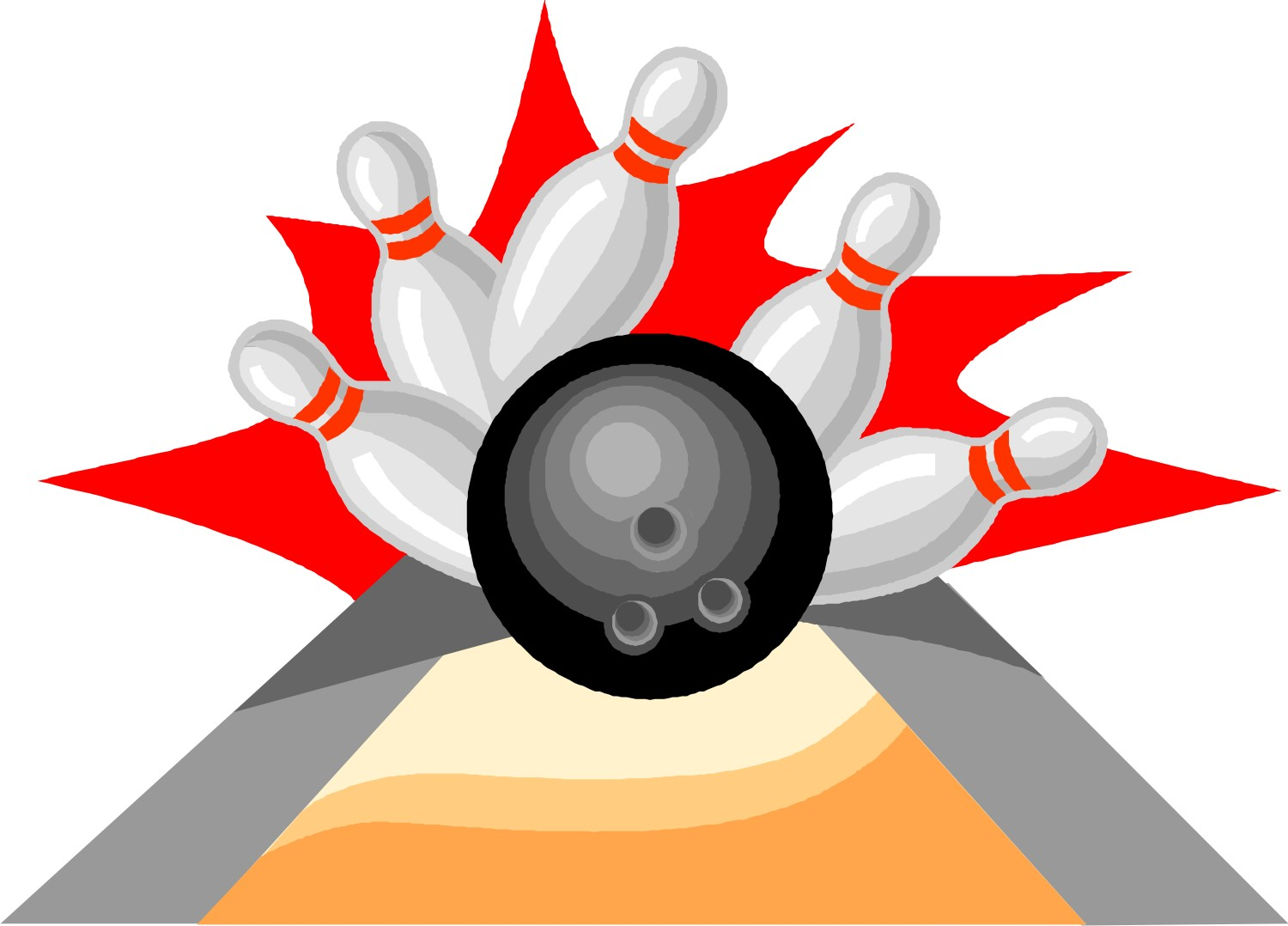 Bowling clipart event. Free holiday cliparts download