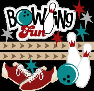 Bowling clipart family bowling. Friday bowl a rama