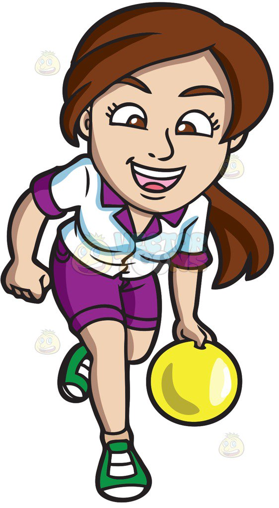 Cliparts free download clip. Bowling clipart lady