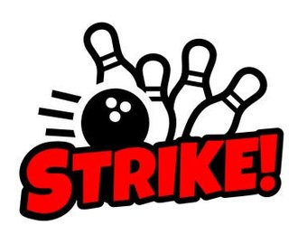 Bowling clipart logo. Cricut svg etsy shirt