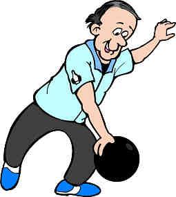 Bowling clipart man. Clip art library