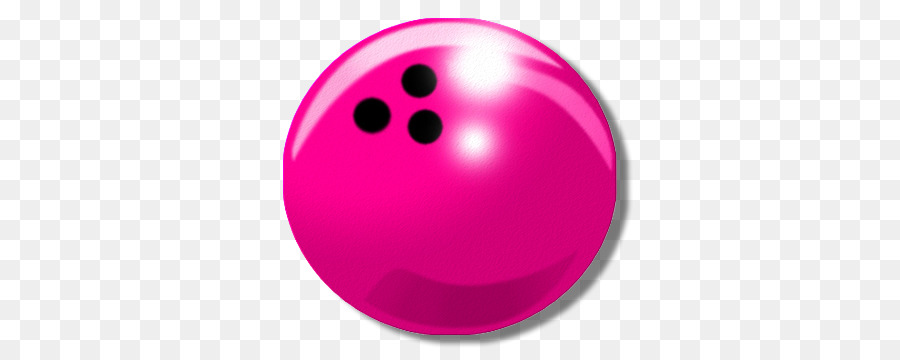 Purple circle smile transparent. Bowling clipart pink