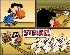 Bowling clipart snoopy. Let the good times