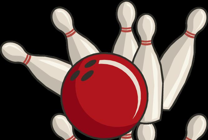 Bowling clipart summer. Free clipartix for teachers