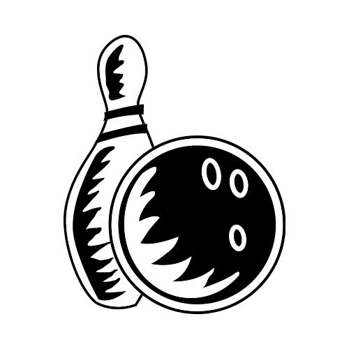 Bowling clipart symbol. Clip art get started