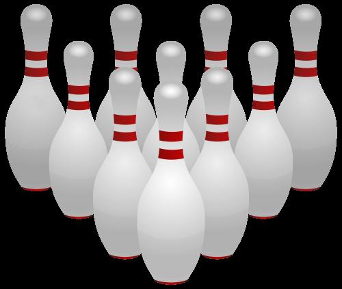 Bowling clipart transparent background. Pins png clip art