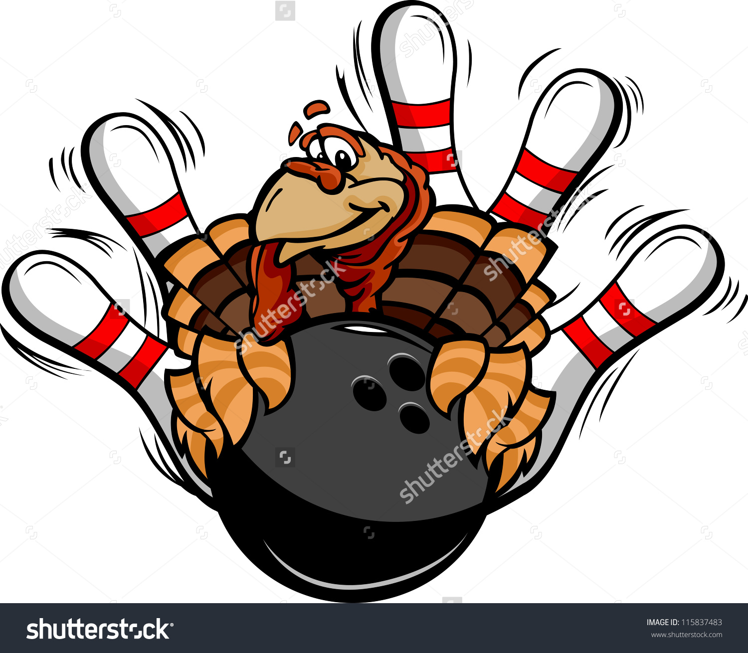 Bowling clipart vector. Holiday free download best