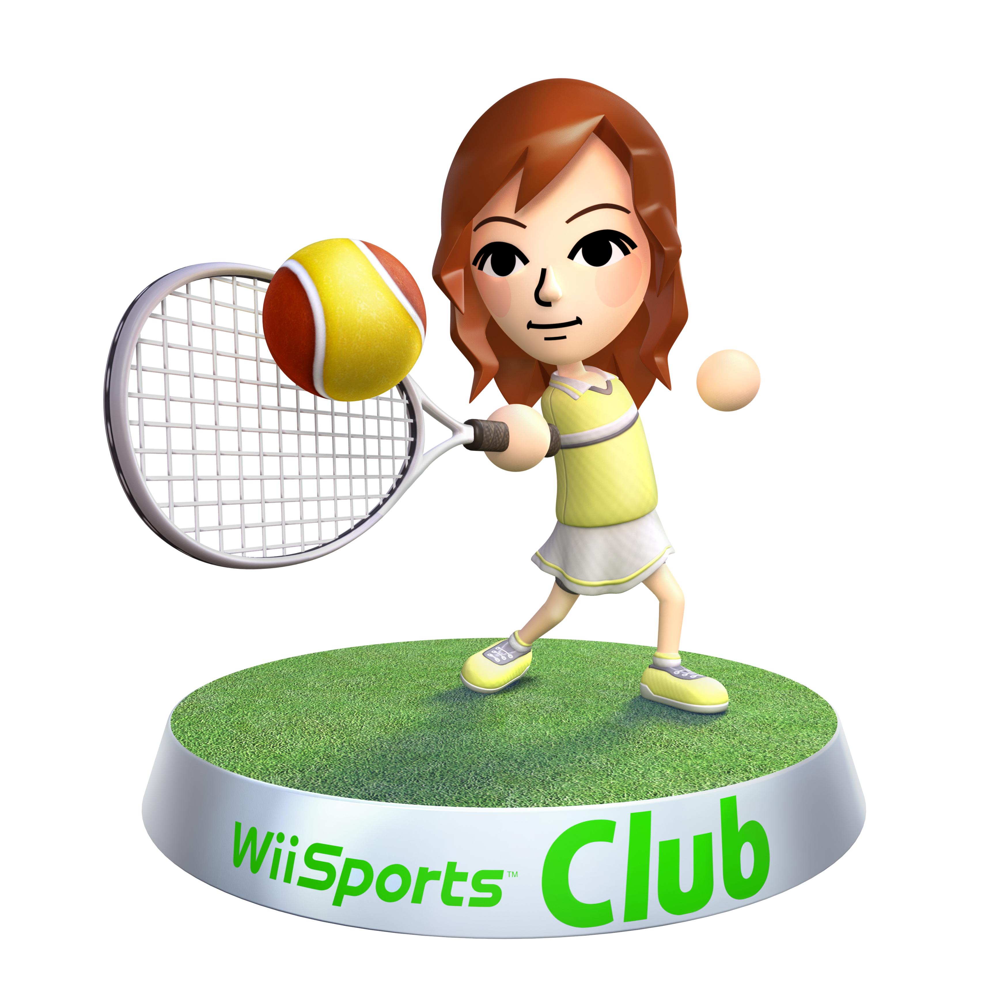 Bowling clipart wii bowling. Nintendo news sports club