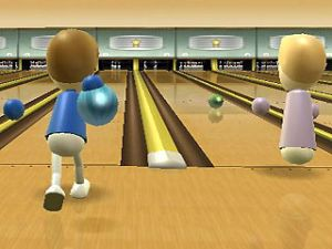 Sports learningworks for kids. Bowling clipart wii bowling