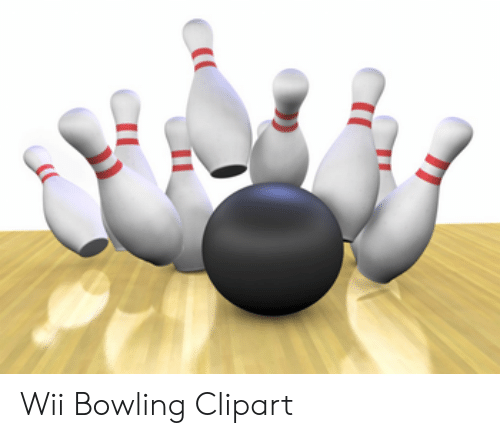 Meme on me . Bowling clipart wii bowling