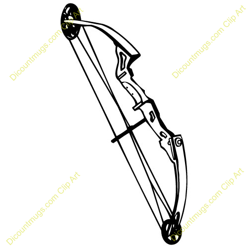 collection of bow. Bows clipart archery