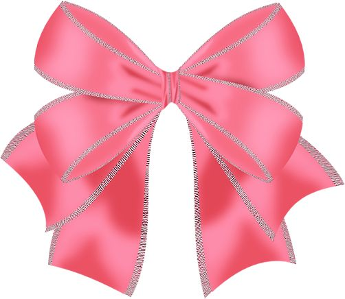 best ribbons images. Bows clipart birthday
