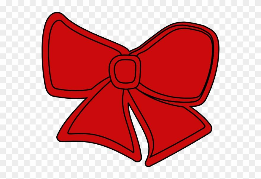Bows clipart cartoon. Christmas bow clip art