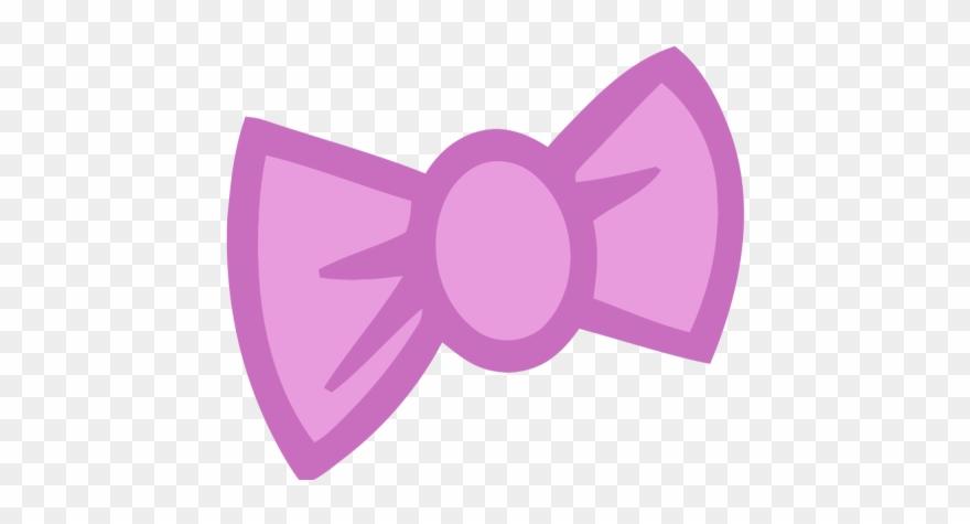 Bow tie hair pink. Bows clipart cartoon