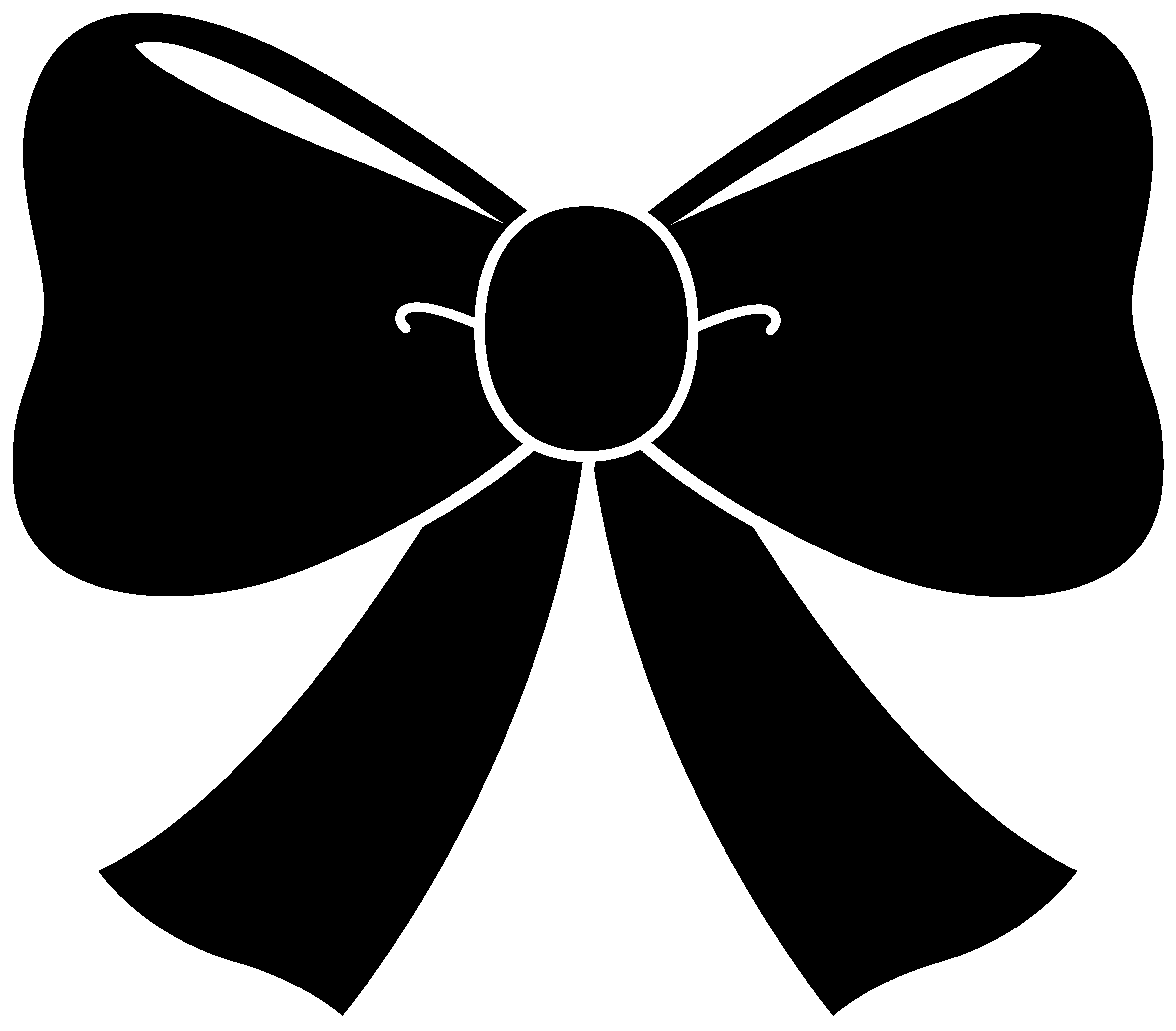 Unique cheer bow collection. Bows clipart cheerleading