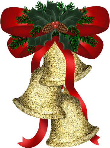 Bows clipart christmas tree decoration. Tubes noel bonhommes de