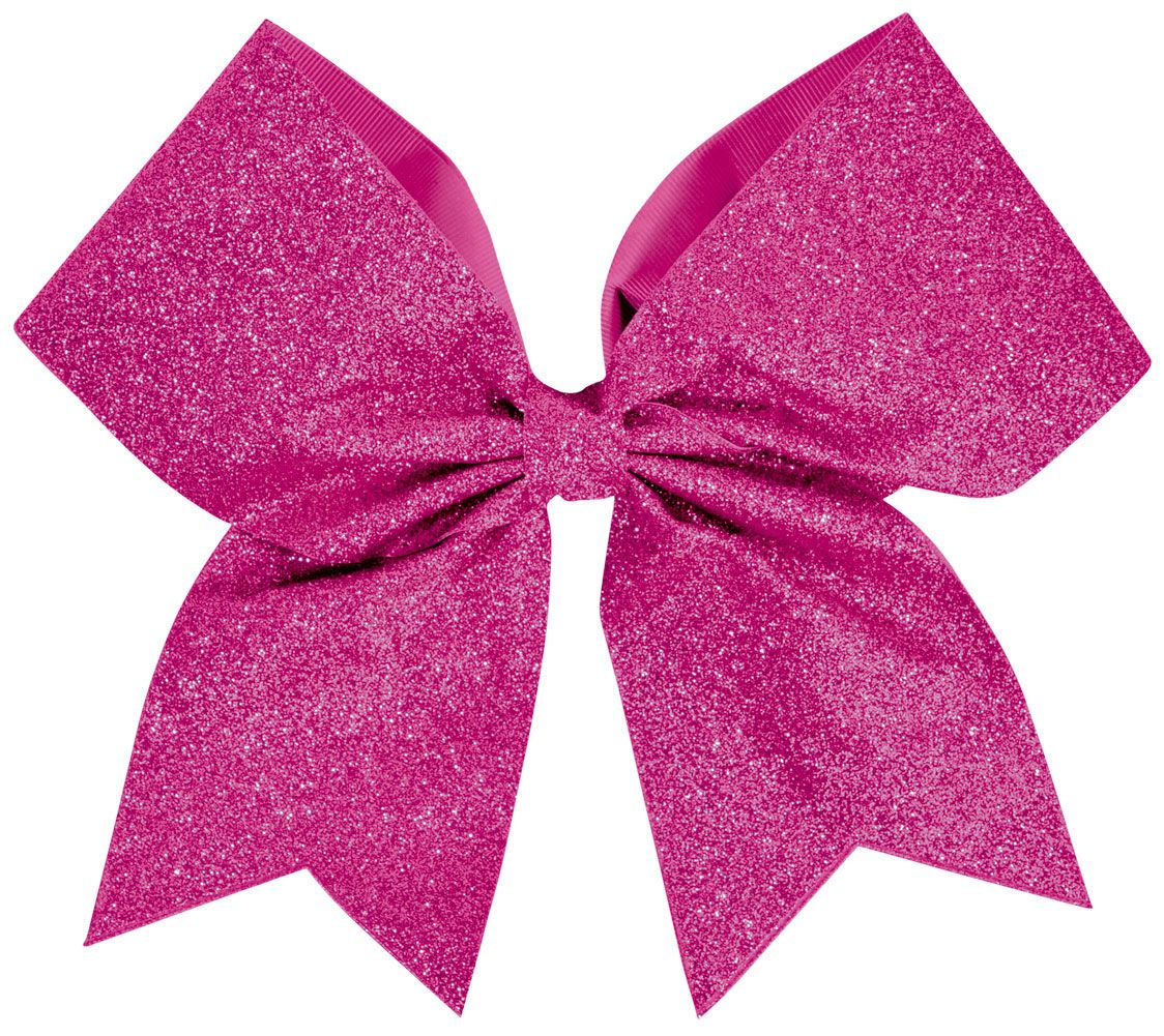 Bows clipart color. Get this glitter cheer