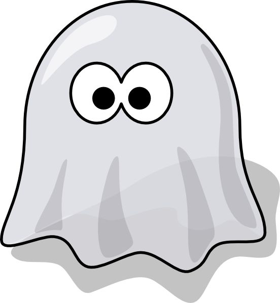 Bows clipart ghost.  best cartoon ghosts