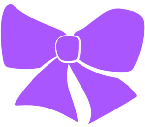 Hair Bow Clip Art at Clker.com - vector clip art online, royalty ...