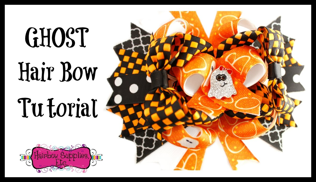 How to make a. Bows clipart halloween